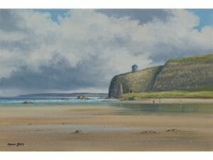 Mussenden Temple & Downhill